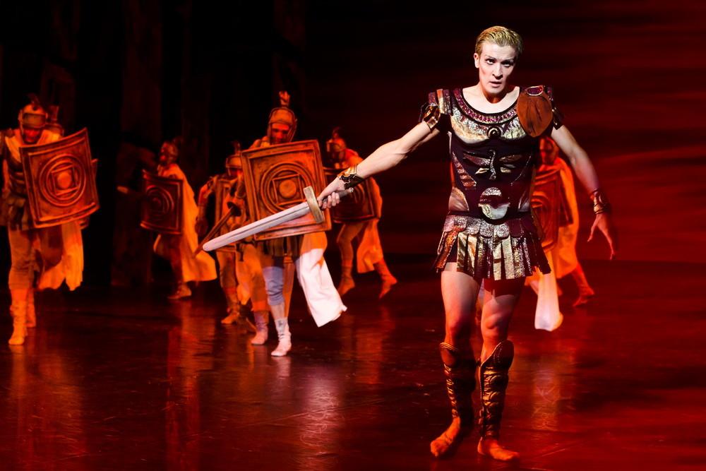 17 April 2015 Fri 19 00 Spartacus Ballet In 3 Acts