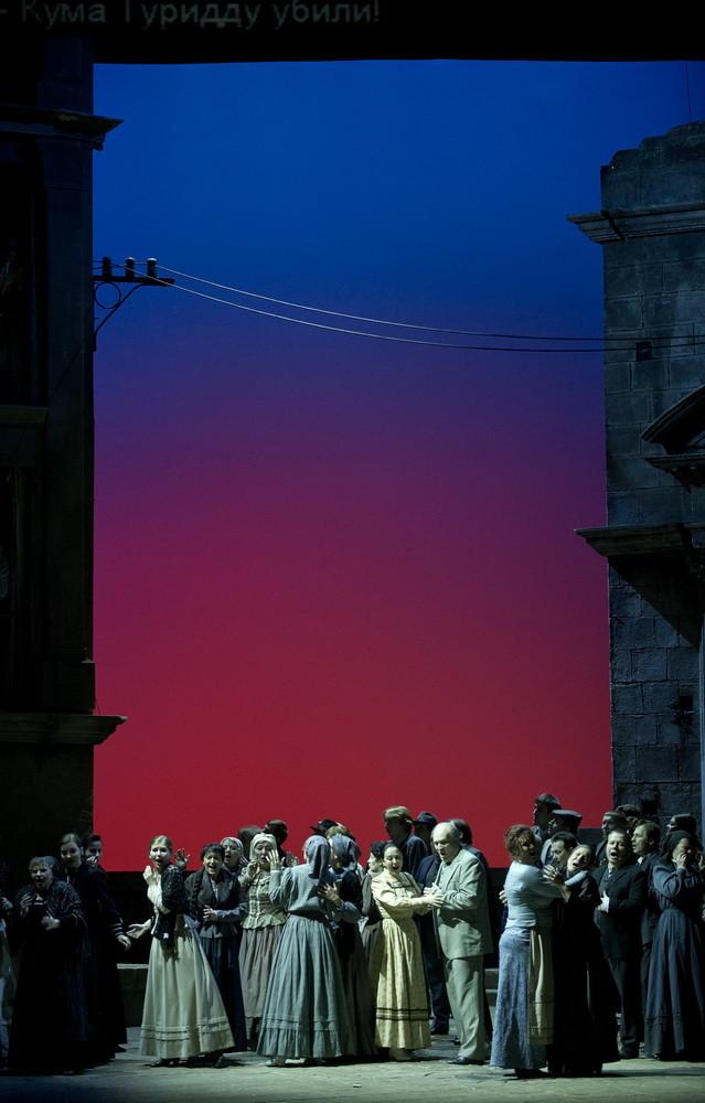 """Pietro Mascagni """"Cavalleria Rusticana"""" (opera in one act ..."""