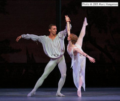 Sergei Prokofiev�s ballet Romeo and Juliet. Click to enlarge