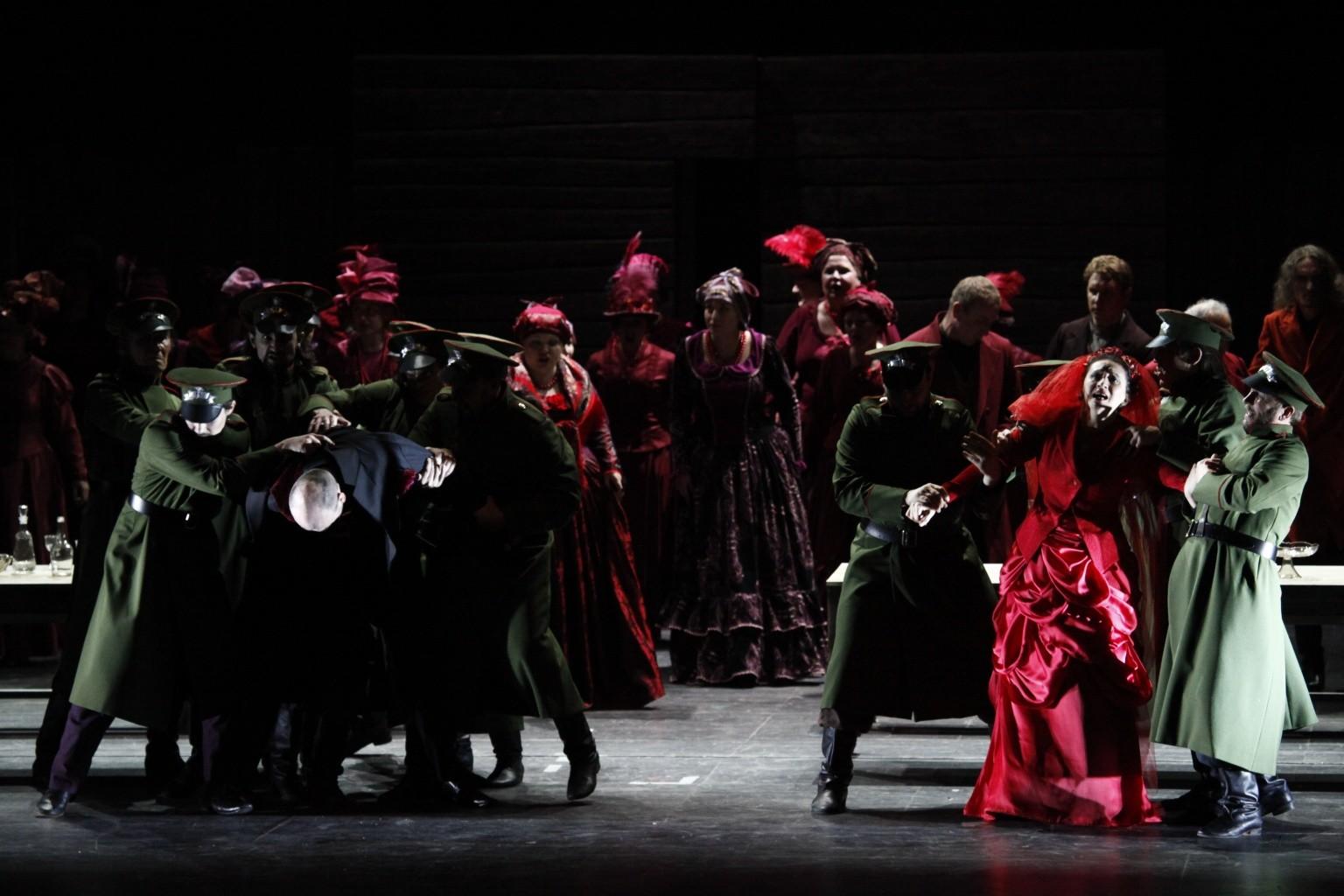 Dmitry Shostakovich Lady Macbeth Of Mtsensk Opera In Four Acts