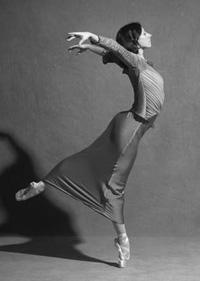 Hermitage Theatre prima ballerina Maria Makarenko. Click to enlarge